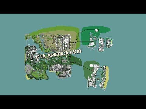 Gta 6 Map Of America.How To Install Gta America Map Mod Full Map Of Rockstar Game