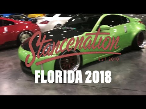 Stance Nation Florida 2018