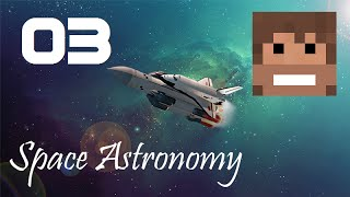 Space Astronomy, A Minecraft HQM Modpack, Episode 3