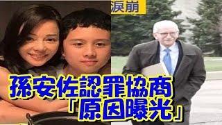 孫安佐認罪協商「原因曝光」 跳過預審有玄機 thumbnail