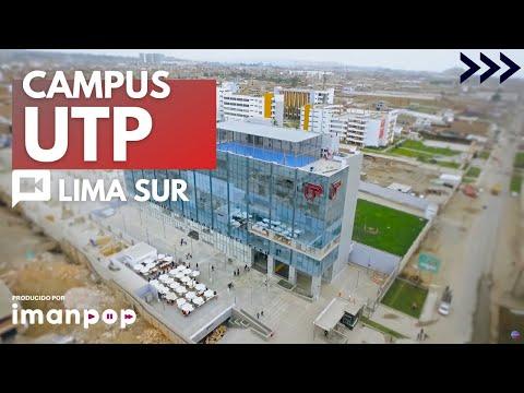 VIDEO PILOTO - UNIVERSIDAD UTP - CAMPUS LIMA SUR