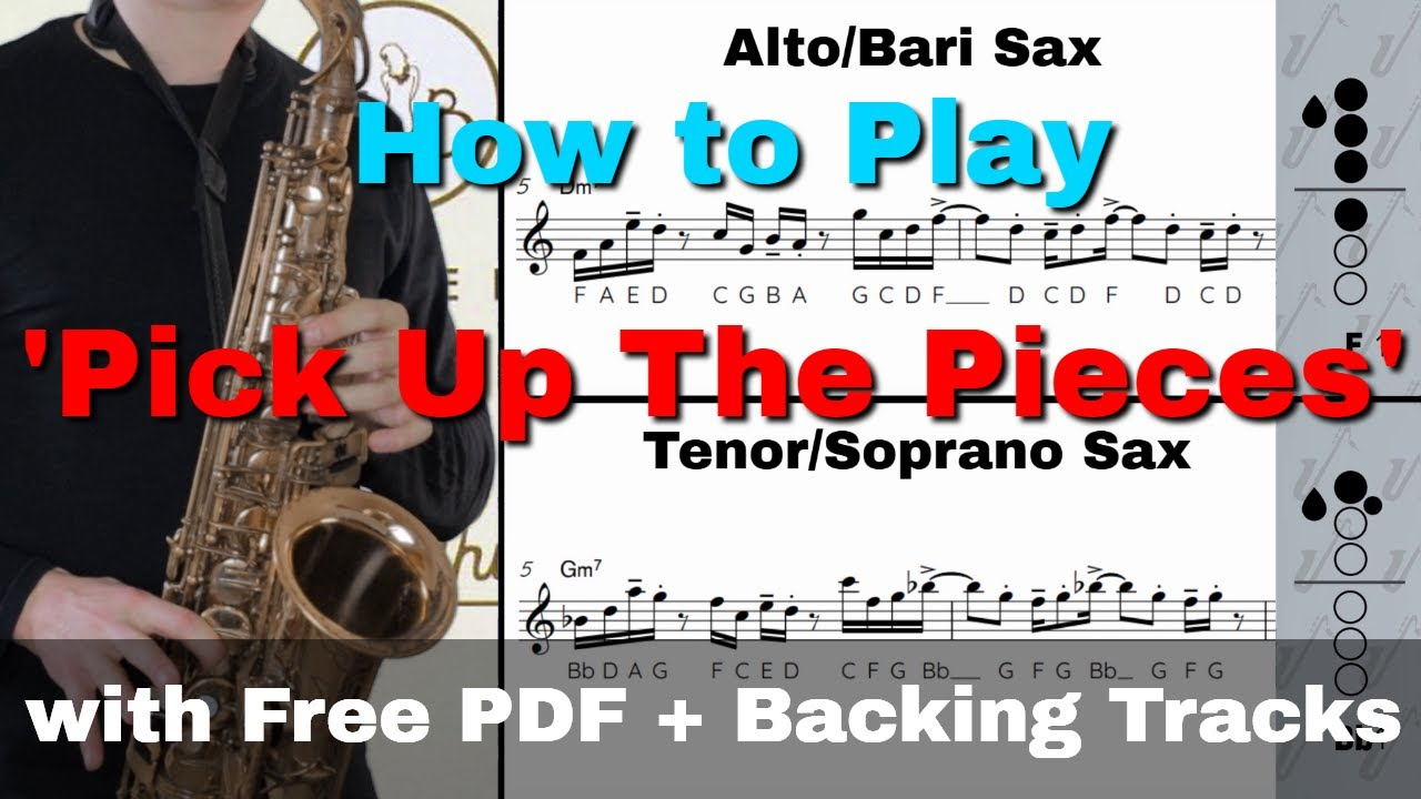 Sax pdf up alto the pieces pick Up the