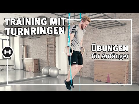 "Video: Sport-Thieme ""Crosstraining"" Indoor Gymnastics Rings"