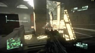 Crysis 2  IA Terminal - 1vs1 - PC Gameplay