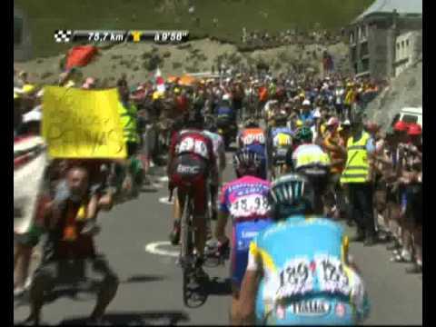 Relvas no Tour de France Volta à França