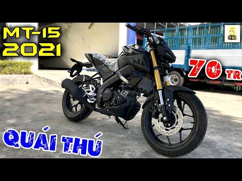 """Yamaha MT-15 2021 đen nhám """"QUÁI THÚ"""" ▶️ Chỉ 70 triệu 1 em MT-15 2021 🔴 TOP 5 ĐAM MÊ"""