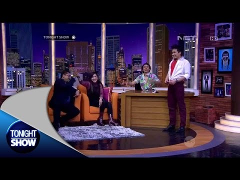 bintang tamu late night show trans tv malam ini