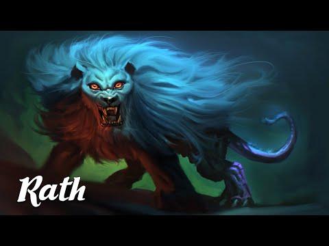 Rath: The Demon Lion Bearer [Testament of Solomon] (Angels & Demons Explained)