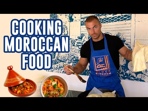 Cooking Popular Moroccan Dishes In Marrakech Secret Tagine Recipe