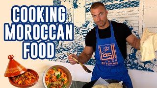 Cooking Popular Moroccan Dishes In Marrakech (Secret Tagine Recipe)