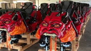Best Extreme Thrill Rides 2021 Top 20 New Coasters Blooloop