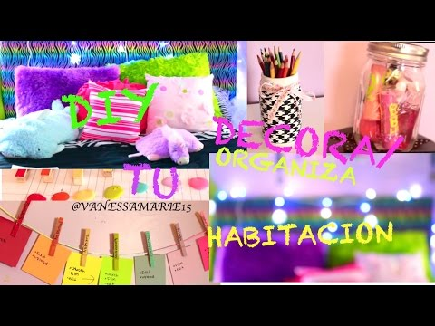 Download video diy decora y organiza tu habitacion - Decora tu habitacion online ...