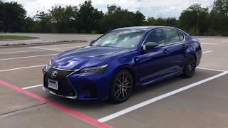 LEXUS IS-F REBORN!---2018 Lexus GS-F Review