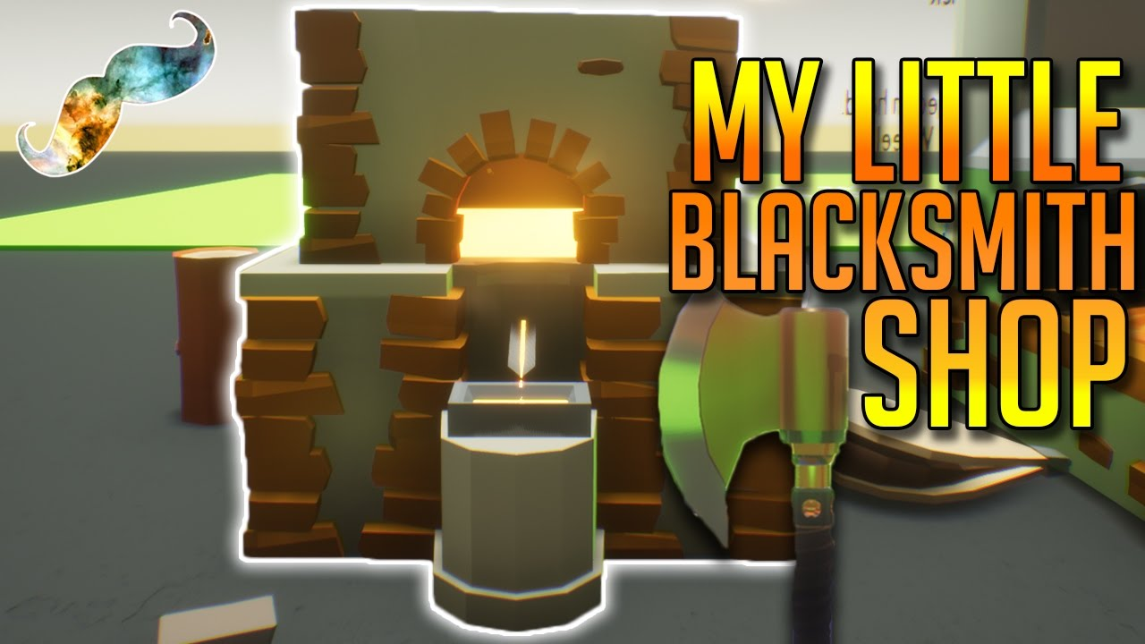How to download and install My Little Blacksmith Shop for ...