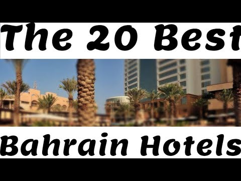 Best Bahrain Hotels 2019: YOUR Top 20 Hotels In Bahrain