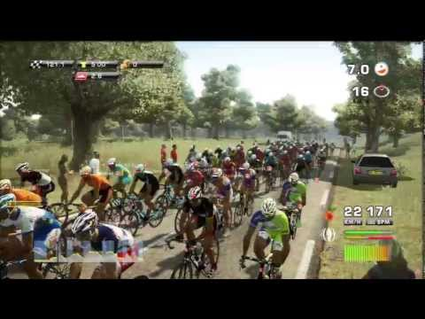 Tour De France 2012 - PS3 - [Belfort - Porrentruy] - Stage 9 - Defend of the Yellow Jersey
