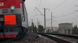 Парад железнодорожной техники EXPO-1520 (02.09.2015)