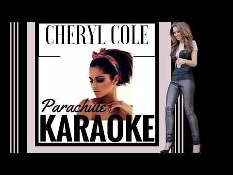 Cheryl Cole - Parachute Karaoke