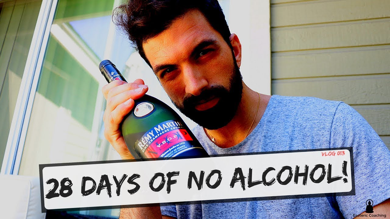 28 Days of No Alcohol! (Benefits + Realizations)
