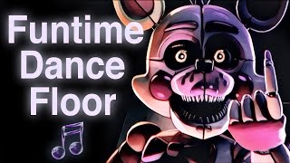 FNAF SISTER LOCATION SONG | 'Funtime Dance Floor' by CK9C [Official SFM]