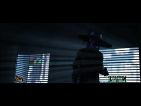 Clip From Clone Wars Season 2 - Season Premiere (With Cad Bane!)