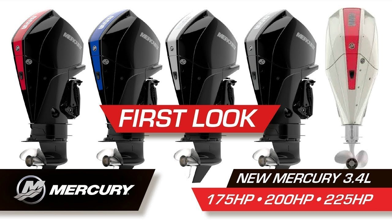 Outboard Motors Yamaha Vs Mercury