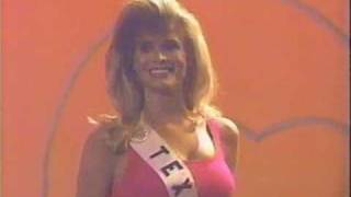 MISS USA 1996 Swimsuit Competition