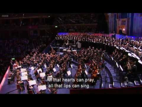 Elgar - Coronation Ode - 1 - Crown the King (Proms 2012)