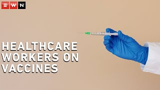 As the country awaits the arrival of the first doses of COVID-19 vaccines, many South Africans remain sceptical. Eyewitness News spoke to healthcare professionals to gauge their views on the issue.  #COVID19news #vaccines