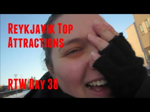 Reykjavik Top Attractions - RTW Day 38 - Two Minute Travel