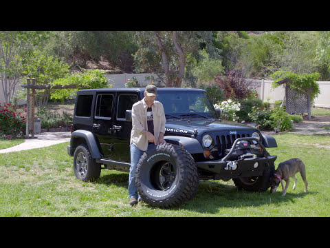 "Fitting 37"" BFG Tires on a Stock Jeep Wrangler JKU - NO LIFT KIT!"
