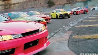 Nikko Drift: Ken Gushi & Matt Field Experience Traditional Japan Drift Day
