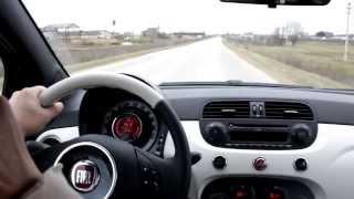 Test-drive Fiat-500 Gucсi (Тест-драйв)
