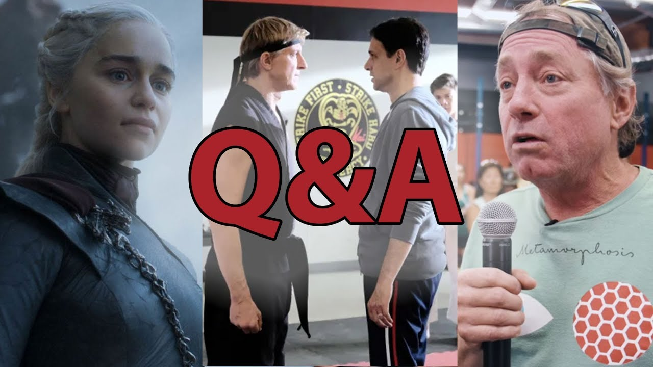 Q&A - Game of Thrones Finale, CrossFit's Social Media ...