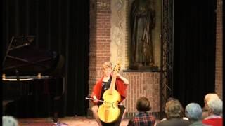 Rosa Maria van Walbeek - Carl Friederich Abel - Sonata in D-min - Allegro