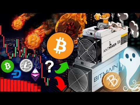 Bitcoin COULD Fall Below $3k?!? Is BITMAIN Planning a MAJOR