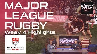 Major League Rugby Recap, Predictions, College Eligibility Issues / Rugby Wrap Up