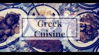 видео Национальная кухня Греции. Особенности и популярные блюда