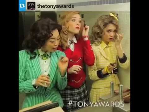 The Heathers gossip about Broadway show AFTER MIDNIGHT