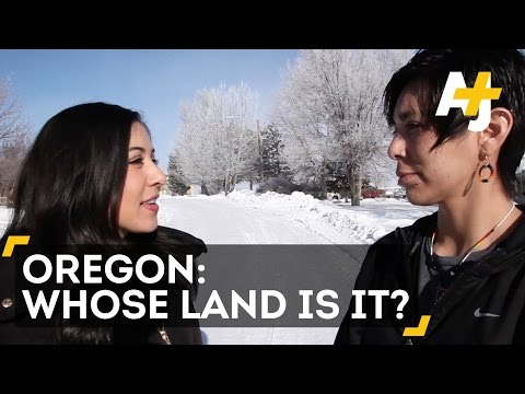 Oregon occupation: Native Paiute tribe speaks | AJ+