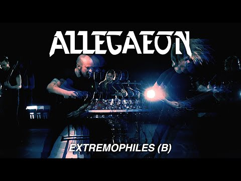 "Allegaeon ""Extremophiles (B)"" (OFFICIAL VIDEO) Mp3"