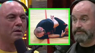 Tom Segura Fully Explains His Dunk Injury