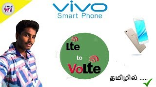 | Vivo |  Lte to Volte | convert |   in | tamil |