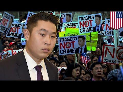紐約華裔警察誤殺黑人罪名成立