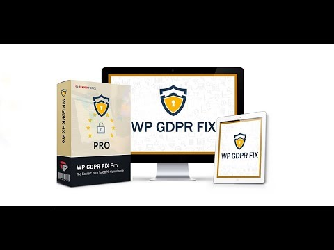 What's Extra in WP GDPR Fix Pro Reviews. http://bit.ly/2Zq1N9d