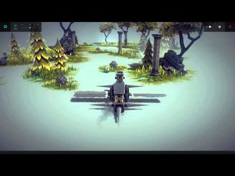 a look at besiege an alpha siege engine game youtube. Black Bedroom Furniture Sets. Home Design Ideas