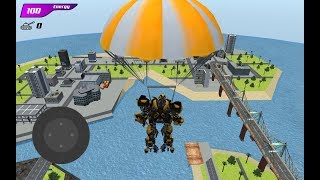 Robot Battlegrounds (By Omsk Games) Android Gameplay HD