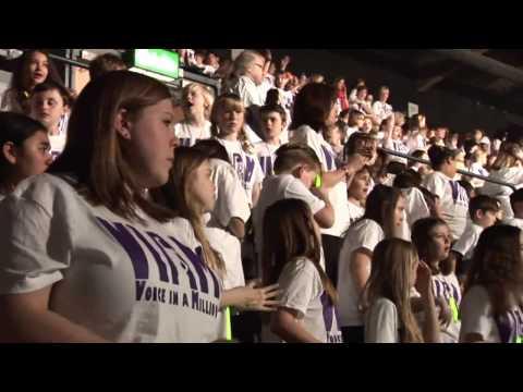 Sit Down Next to Me -Voice in a Million,VIAM2014