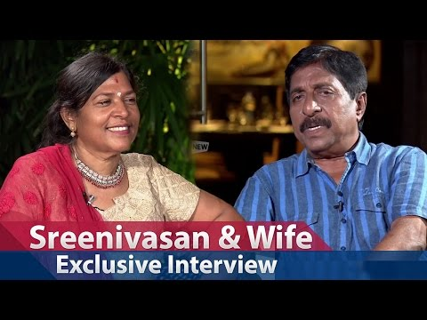 Exclusive Interview with Sreenivasan and Vimala Sreenivasan