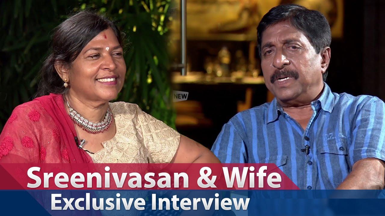 sreenivasan jain speaks tamil